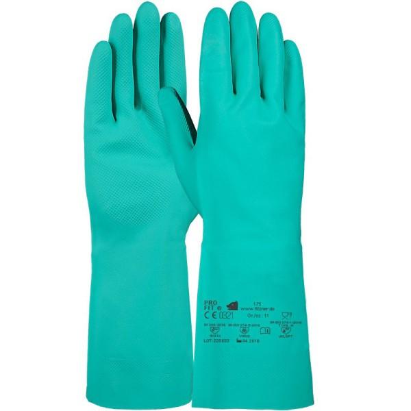 Trivex Nitril Chemikalienschutzhandschuh, 175