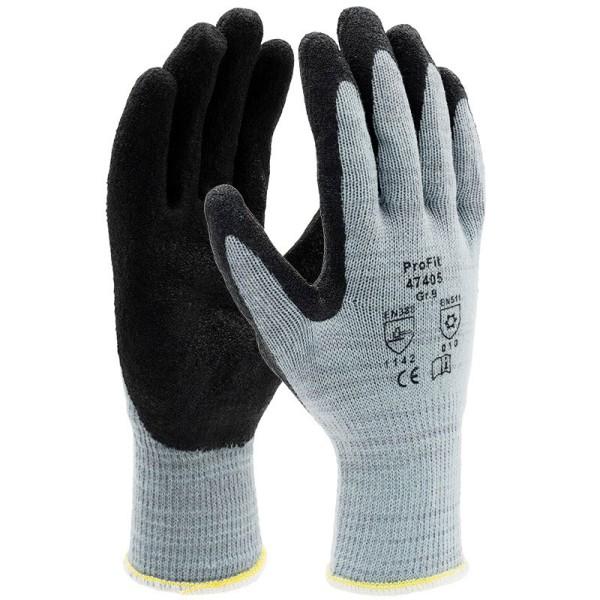 Winter Latex-Handschuh, schrumpfgeraut, 47405