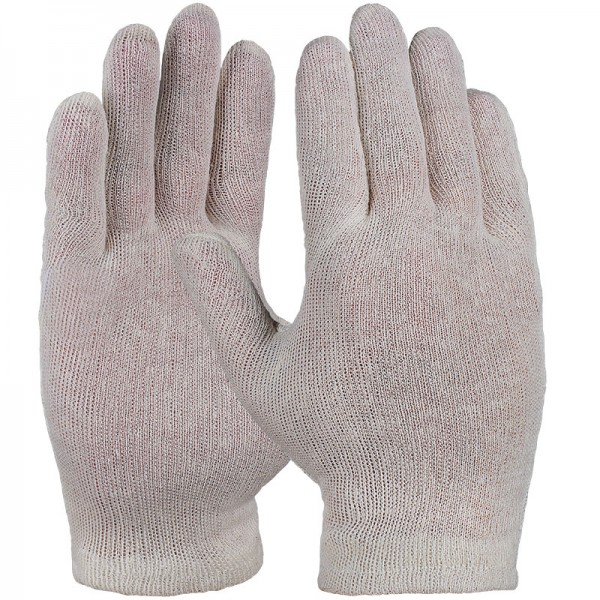 Baumwoll-Trikot-Handschuh, natur, Standard, 630171